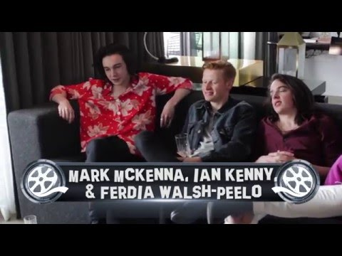 Sing Street (2016) stars Ferdia Walsh-Peelo, Mark McKenna, and Ian Kenny - exclusive interview