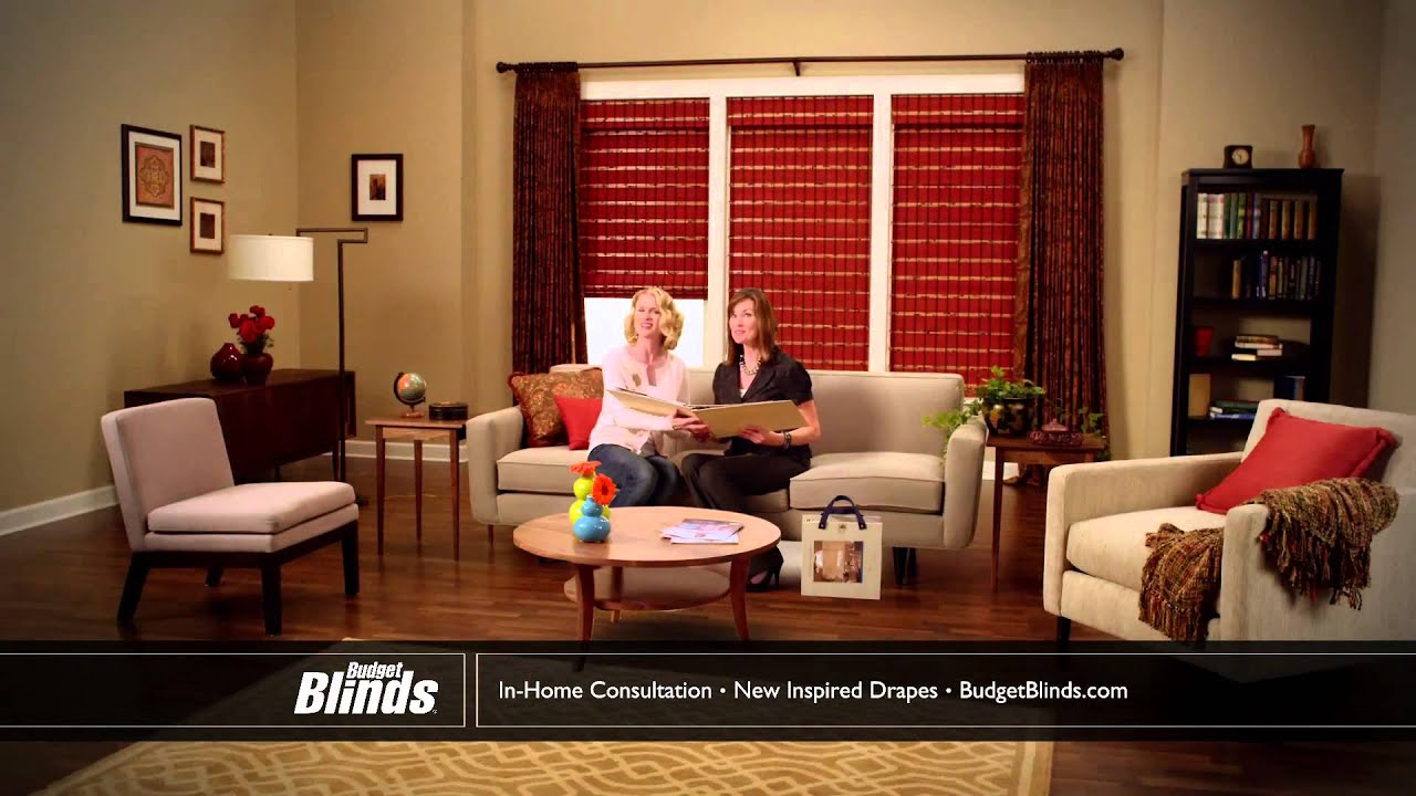 introducing inspired drapes a budget blinds exclusive youtube