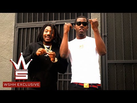 "B Will Feat. Mozzy & Ice ""Boat Dock"" (WSHH Exclusive - Official Music Video)"