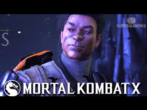 """LASHER TAKEDA HAS CRAZY MIXUPS! - Mortal Kombat X: """"Takeda"""" Gameplay"""