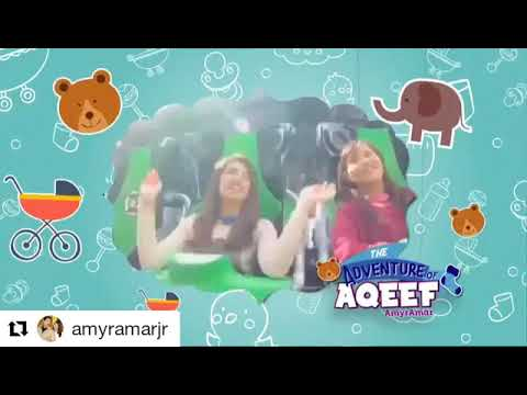 Download The adventure Aqeef AmyrAmar episod 1❤👪