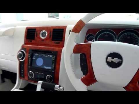 2008 Hummer H2 RHD Custom