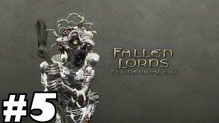 Fallen Lords: Другой Мир. Души мертвые часть 5.