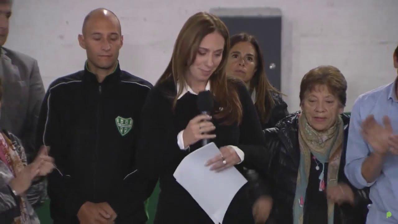 Vidal anuncia tarifa social para clubes de barrio