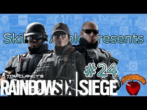 Rainbow Six Siege Ranked Squad Gameplay #24