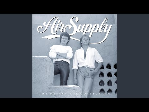 The Time Warp Cafe - Air Supply song for Wed (12/5) Caller 10 wins tix!