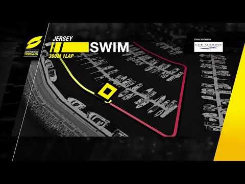 Super League Jersey: Lee Marine Swim Course