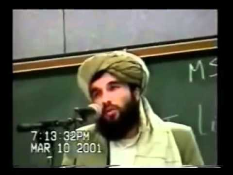 Taliban Spokesman in University of Southern California