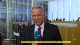 Gerd-Joachim von Fallois aus Berlin nach Angela Merkels Sommer-Pressekonferenz vom 20.07.2018