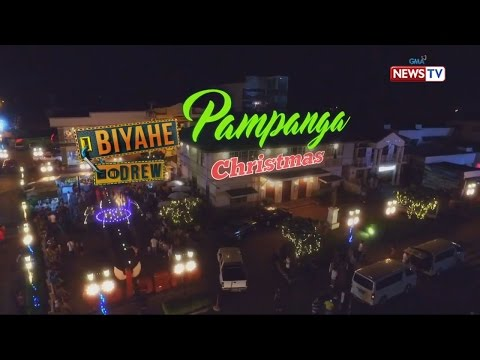 Biyahe ni Drew: Christmas in Pampanga (full episode)