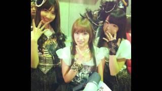 AKB48の小嶋陽菜・高橋みなみ・峯岸みなみの3名からなる 派生ユニット n...