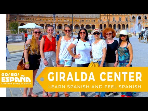 Study Spanish in Sevilla @ Giralda Center by Go! Go! España - Live & Study in Spain