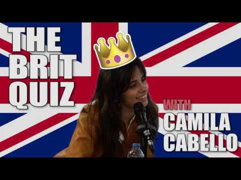 Watch Camila Cabello hilariously fail our British slang quiz!