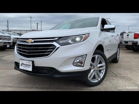 2019 Chevrolet Equinox Premier (1.5L Turbo) - Review