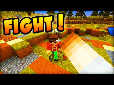 "Minecraft HUNGER GAMES - ""FIST FIGHT!"" - w/ Ali-A #51!"