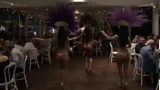 Brazilian Girls Samba Show | Corporate Christmas Party