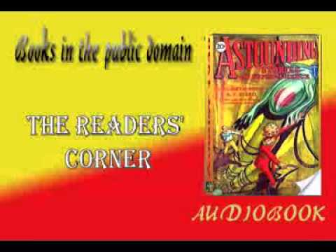 The Readers' Corner Audiobook Astounding Stories
