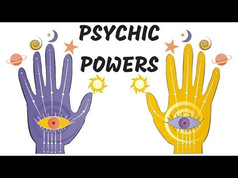 5 SIGNS OF PSYCHIC POWERS/ABILITIES IN YOUR HANDS?-PALMISTRY