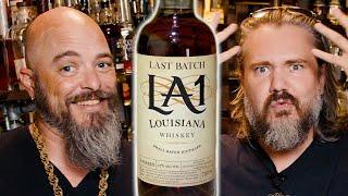 LA1 Last Batch Louisiana Whiskey Review