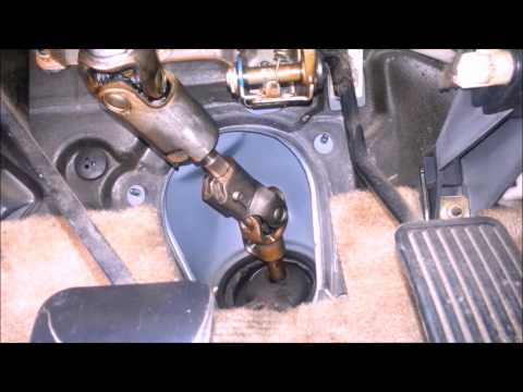 DIY How to Replace Steering Rack & Pinion on 1990 - 1991 Honda Accord CB7 - Winston Buzon