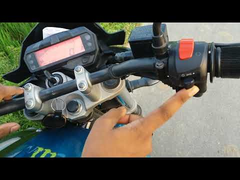 Yamaha Fzs Fi v 2 Engine Problem / Start Problem