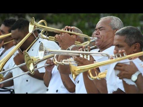 Brazil capital Rio celebrates 450th birthday