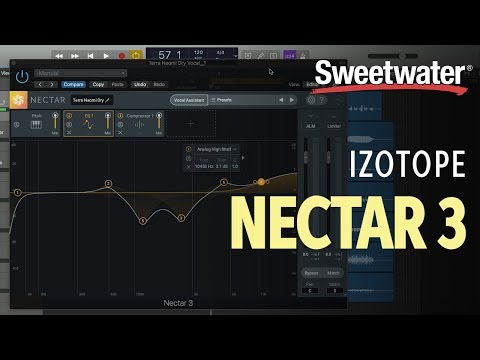 iZotope Nectar 3 Overview