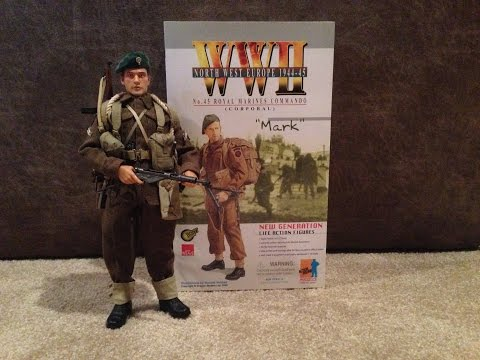 "Dragon 2002 WW2 North West Europe 1944-45 ""Mark"" Review"