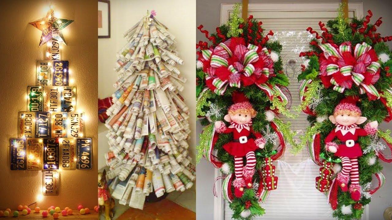 Arranca la navidad decoraciones navide as hermosas y for Decoraciones navidenas faciles de hacer