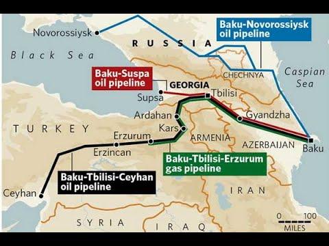 Началось! Армяно-азербайджанский сюрприз для остального мира. Газопровод Баку-Джейхан под ударом.