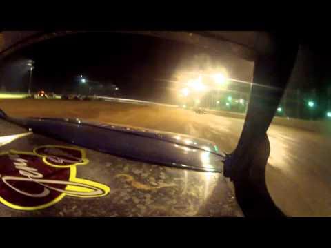 Charles Cosper 281 Speedway Feature Win 8/16/14