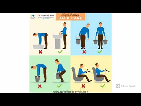 Good vs Bad Postures | Caring Hands Physiotherapy and Massage | Calgary, Alberta
