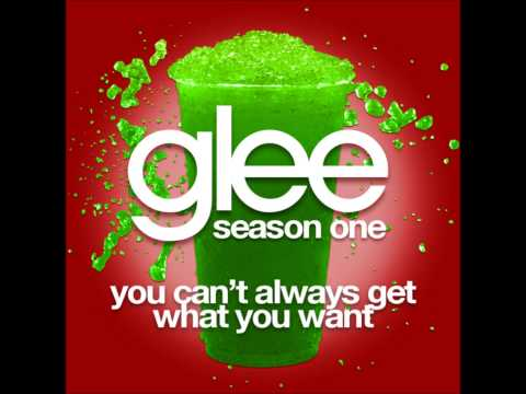 Glee - You Can't Always Get What You Want (DOWNLOAD MP3+LYRICS)