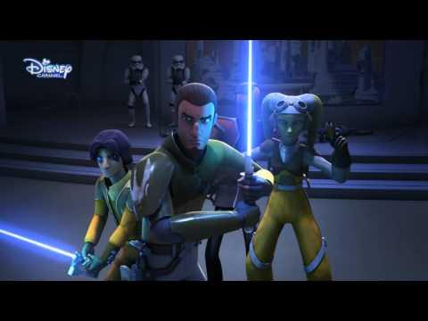 youtube filmek - Star Wars Lázadók - 12. rész előzetes. Csak a Disney Csatornán