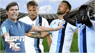 'I CAN'T EXPLAIN IT!' Why have Lazio underperformed since Serie A's return? | ESPN FC