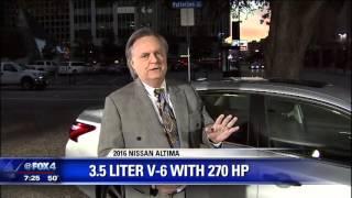 Ed Wallace: Nissan Altima