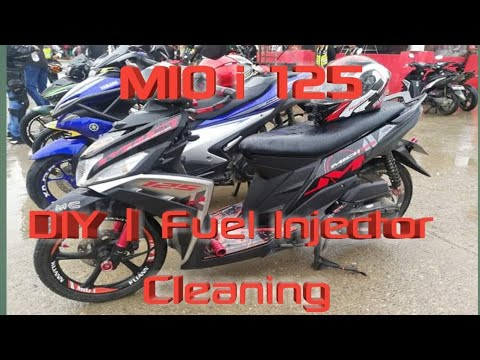Fuel Injector Cleaning | Mio i 125 | DIY