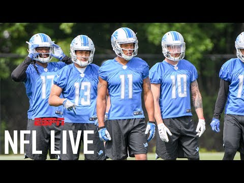 Detroit Lions Need To Improve Pass Rush To Make Playoffs | NFL Live | ESPN