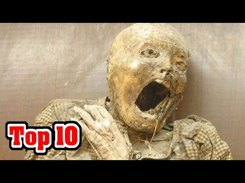 Thumbnail: Top 10 CREEPY ARCHAEOLOGICAL DISCOVERIES