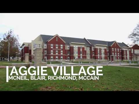 NCAT DORMS | AGGIE VILLAGE | DORM TOUR