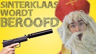 SINTERKLAAS WORDT BEROOFD!