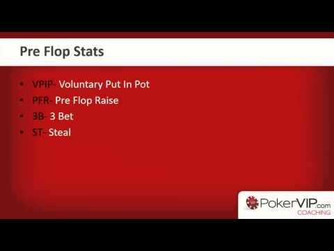 Poker HUD Stats Explained: Beginners