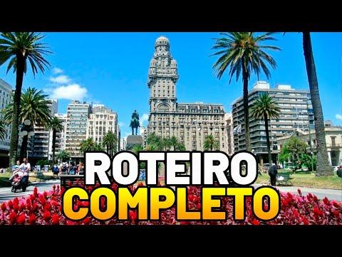 Montevideo - Lua de Mel Parte I - #56 - Comer, Amar e Viajar