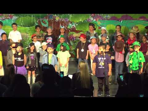 """How Does Your Garden Grow?"" - 1st Grade Musical 2018 (Fairmont Anaheim Hills Campus)"