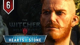 The Witcher 3: Hearts of Stone ★ Episode 6 ★ Movie Series / All Cutscenes + Boss Fights 【ENDING】