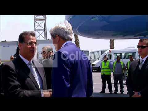 SECRETARY KERRY IN CAIRO