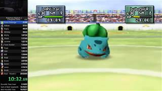 Pokemon Stadium 2 - Complete the Game Speedrun in 19:34:27 [Current World Record]