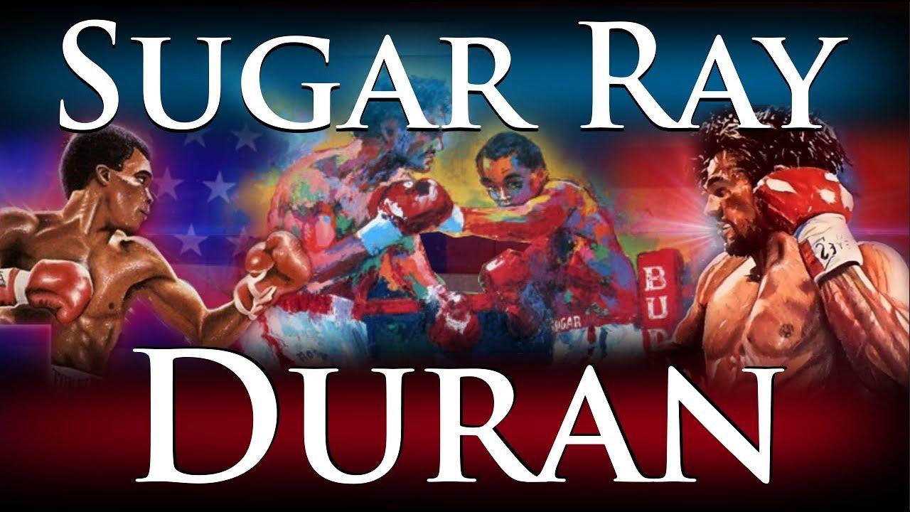 Roberto Duran vs. Sugar Ray Leonard (1 & 2 - no mas)