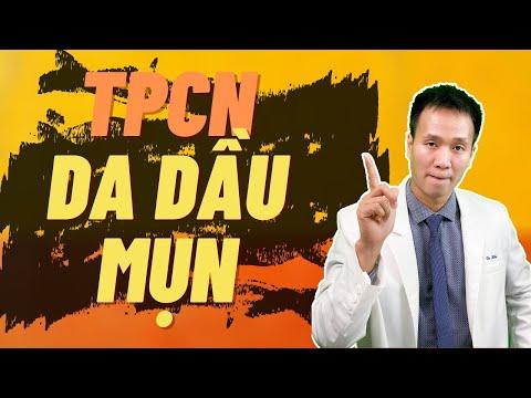 Sai lầm khi bổ sung với da mụn- DA DẦU MỤN nên bổ sung loại TPCN nào?| Dr Hiếu