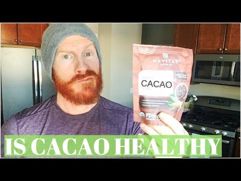Is Cacao Healthy (naturally heal Eczema, Dermatitis, Psorias